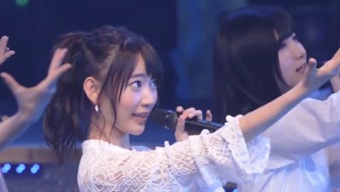 在日本被称为国民女团,AKB48这首歌太励志!一遍过去如沐春风!