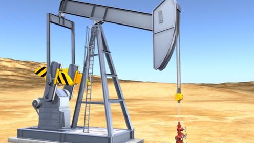 石油埋在地下1000米深处,中间隔着土层,人类是怎么开采石油的?