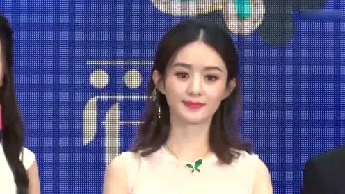 赵丽颖方否认辞演《有翡》:假的