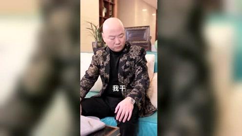 郭冬临回家见儿子躺沙发玩一天游戏,心里很伤心,父子二人的对话贼逗