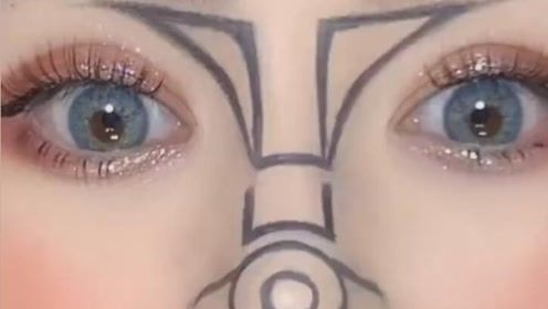 正确修鼻影,这样做一点都不脏,千万别用黑色眉笔哟!