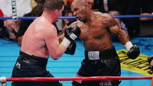 谁说泰森残暴?对手赛前挑衅,泰森5秒结束战斗,赛后主动扶对手