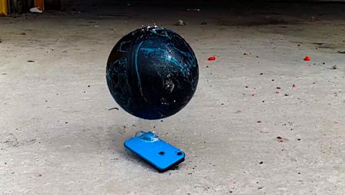新买的苹果手机!今天测试一下质量如何