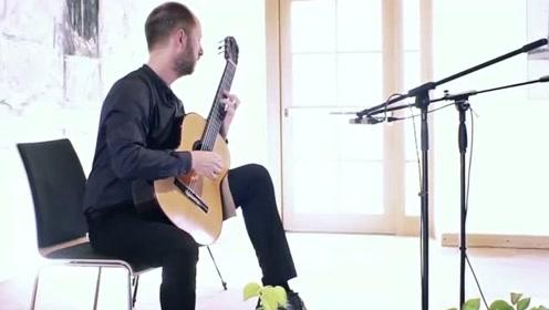 古典吉他演奏舒伯特《小夜曲》太美了