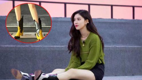 """宋妍霏泫雅不离脚 这双""""古董鞋""""凭什么火?"""