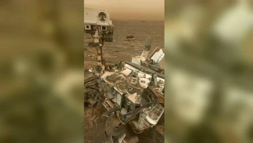 感受下距离地球5400万公里远的火星真实环境面貌