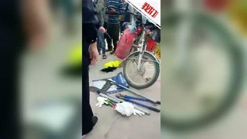 广西博白3男子疑因偷狗被村民围殴 其中1人送医后身亡