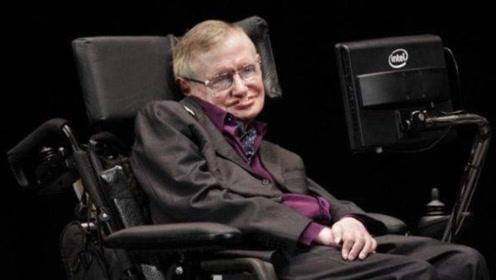 """霍金被曝在33年就已去世,轮椅上只是""""傀儡""""?霍金妻子说出真相!"""