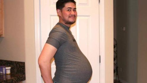 """全球首位""""怀孕男"""",3年生下两男一女,竟然还想要第四胎!"""