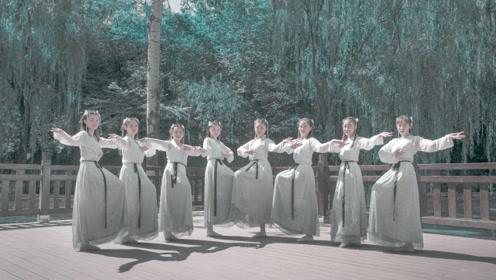 嫦娥下凡跳舞,一曲《广寒宫》惹人醉!