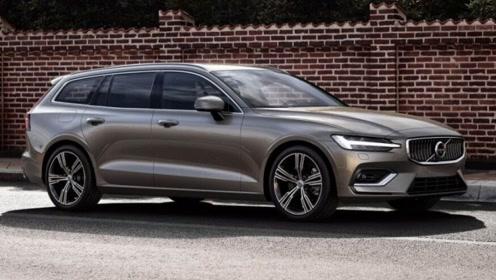 新沃尔沃V60轴距加长96毫米,配1.5T三缸发动机,值不值得购买?