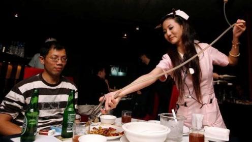 """日本有一家""""饭店"""",满18岁才能进入,网友:确定这是在吃饭?"""