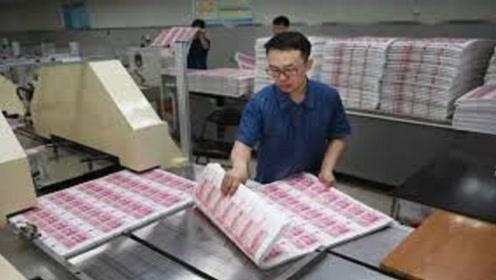 印钞厂工人薪资3000,为何却少有人辞职?内部员工:傻子才这样做