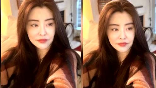 52岁王祖贤近照曝光,犹如少女般惊艳,意外撞脸年轻时候的林青霞