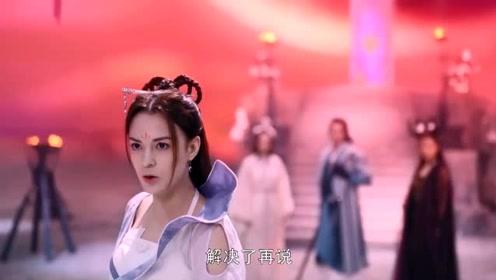 """《从前有座灵剑山》王舞的武器,是""""打狗棒""""?你是黄蓉!"""