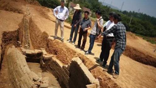 专家发现穆桂英墓穴,看到陪葬的东西很兴奋:原来传说是真的!