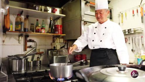 63岁师傅曾任16国行政总厨,拿手老式俄餐,让人吃完忘不了