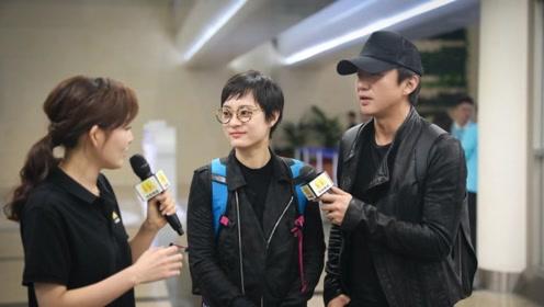 邓超充当主持人采访孙俪 还官方辟谣:我的家庭地位非常高