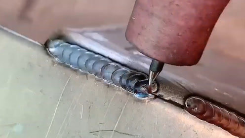 这样的焊接技术,大家感觉如何?一起看看吧