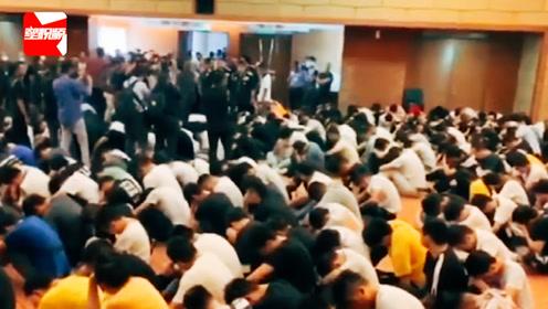 马来西亚逮捕680名涉网络欺诈中国公民,百余名成员突破包围逃脱