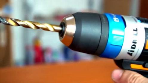 这才是电钻的正确用途,长见识了,真是让人脑洞大开啊!