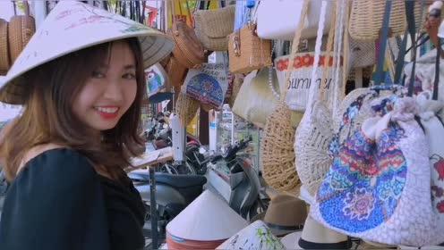 越南街头印象,鲜花盛开,米粉飘香,最浪漫的是街角的咖啡馆
