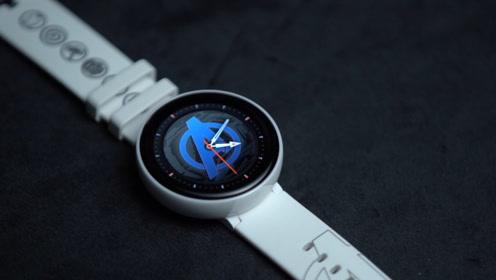 华米智能手表2漫威款:怕撞衫?这款只有5000台