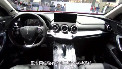 广州车展/WEY品牌VV7 PHEV和 GT PHEV迎来全球首发上市