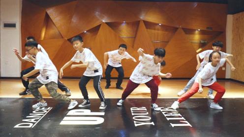 少年团舞蹈颜值舞技超级棒