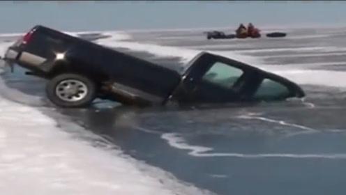 汽车不慎落入水中,最正确的处理办法是什么?教你一招轻松应对