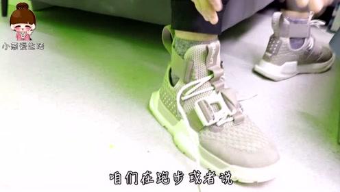 """运动鞋上的""""小尾巴""""有啥作用?有人穿到换新鞋还不清楚,涨知识"""