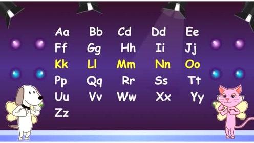 32-ABC 字母歌 3 - Alphabet Song