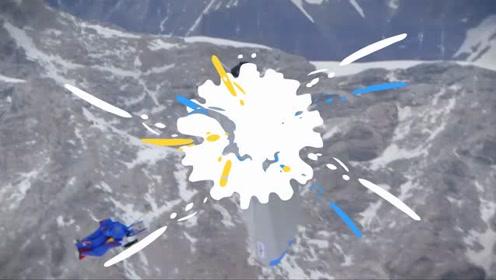 超恐怖游戏谁敢玩?4个人开车飞上天,半空中集体跳车!