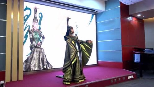 蒙古族歌唱家天亮新专辑《苍穹》发布 为祖国生日献礼
