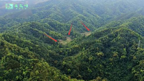 广西原始深山:无人机发现个不可思议的村庄,真正的与世隔绝