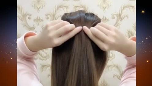 当下最受欢迎的扎发发型,清新减龄又时尚有气质,你不打算学学吗