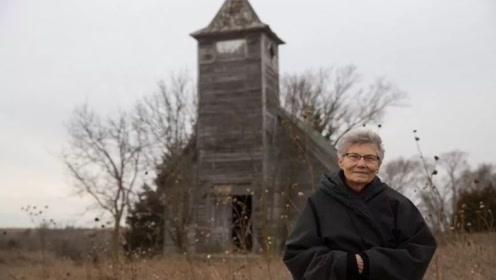 世界上最孤独的小镇,全镇只有1位居民,84岁高龄却不愿离开