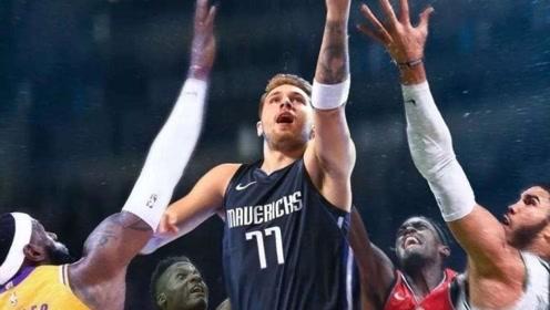 NBA历史第三人!东契奇11月锁定场均30分+三双