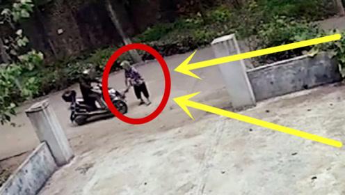 70岁老人一夜未归,找到时已是冰冷的尸体,调看监控警察勃然大怒!