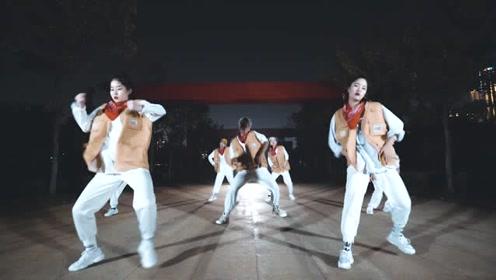 舞王挑战谁敢争霸!来一支超越时间的Hiphop,真是太秀了
