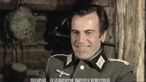 铁十字勋章,菜鸟军官与老兵有何不同,只需要一颗炮弹就能区别