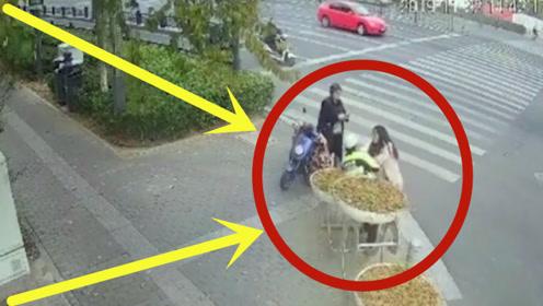少妇自杀式过马路,交警劝说反遭辱骂殴打,下一秒大快人心!