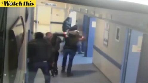 全副武装匪徒袭击医院并拖走病人 找到人时已被残忍杀害并抛尸