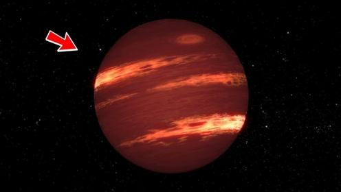 宇宙中最黑的行星,比煤炭和亚克力油漆还要黑,反射率只有1%