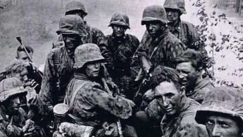 二战骷髅师有多牛?被一百五十万苏军包围,硬是杀出一条血路
