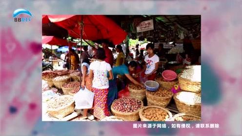 良依市场:带你感受缅甸的市井烟火