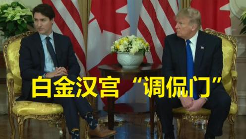 """100秒带你回顾白金汉宫""""调侃门"""""""