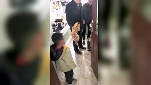 爷爷:真香!我还是个孩子请放过我吧