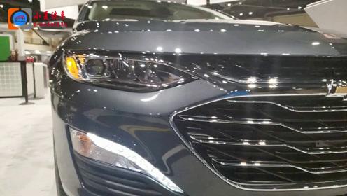 没钱就选它,新款雪佛兰Malibu实拍,15-20万高性价比车型