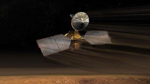 火星生命被小行星清零?直径超20公里,这颗陨石曾掀起滔天巨浪